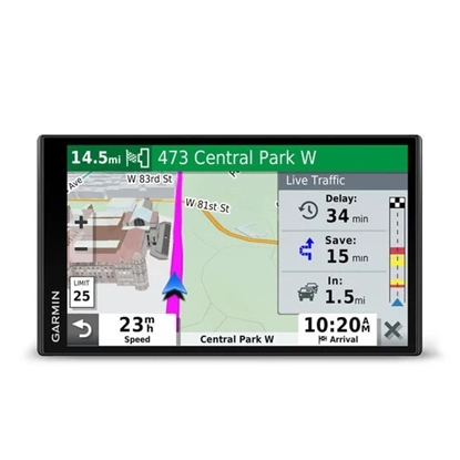 Picture of Garmin DriveSmart 65 & Traffic GPS for Car