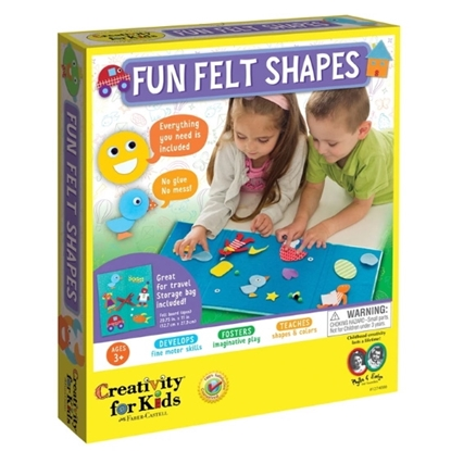Picture of Creativity for Kids Fun Felt Shapes