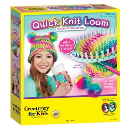 Picture of Creativity for Kids Quick Knit Loom