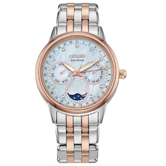 Picture of Citizen Eco-Drive Ladies' Calendrier Bracelet Watch