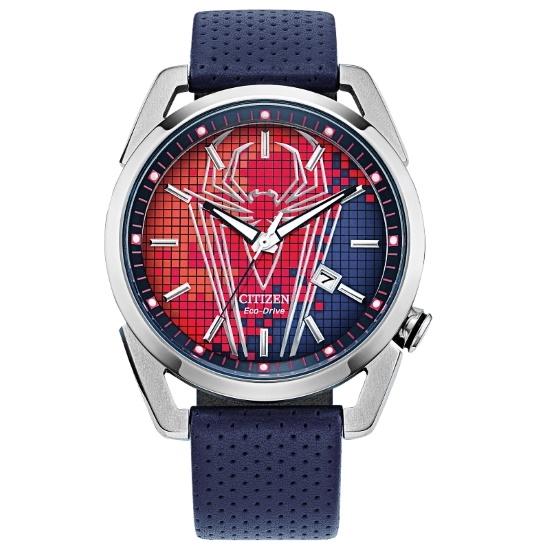 Picture of Citizen Eco-Drive Disney Spider-Man Watch