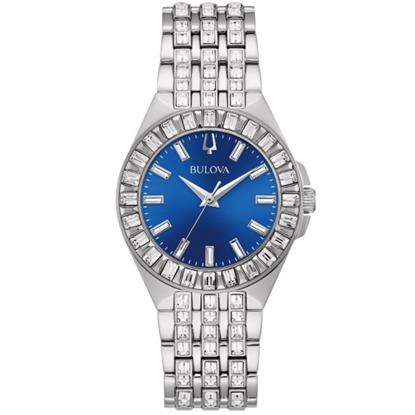 Picture of Bulova Ladies' Crystal Bracelet Watch
