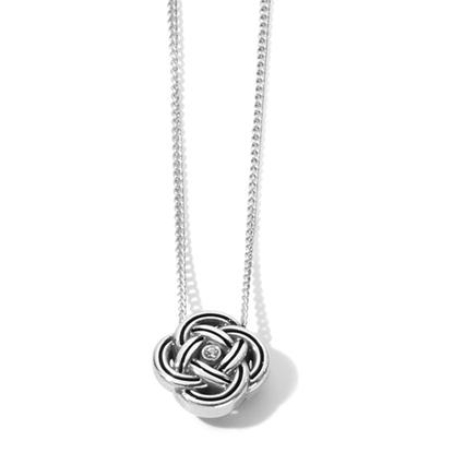 Picture of Brighton Interlocking Mini Necklace