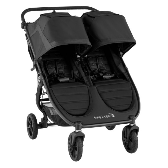 Picture of Baby Jogger City Mini GT2 Double Stroller - Jet