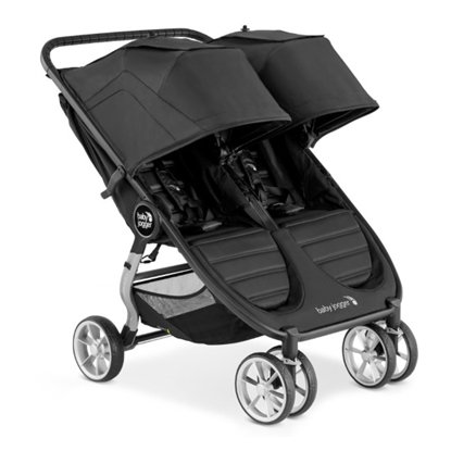 Picture of Baby Jogger City Mini 2 Double Stroller - Jet