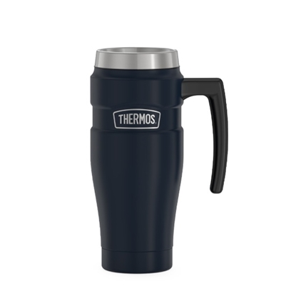 Picture of Thermos Stainless King 16oz. Mug - Matte Midnight Blue