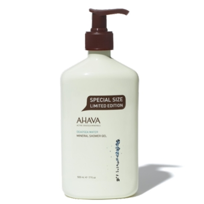 Picture of AHAVA Double Mineral Shower Gel - 17oz.