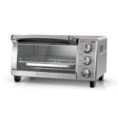 Picture of Black & Decker 4-Slice Natural Convection Toaster Oven