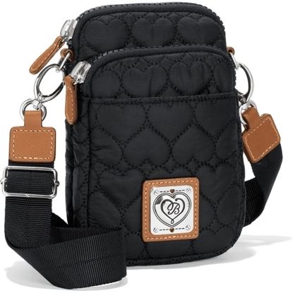 Picture of Brighton® Kora Mini Utility Bag - Black