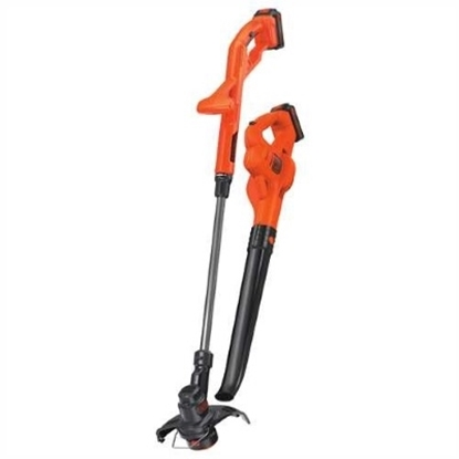 Picture of Black & Decker String Trimmer/Edger & Hard Surface Sweeper