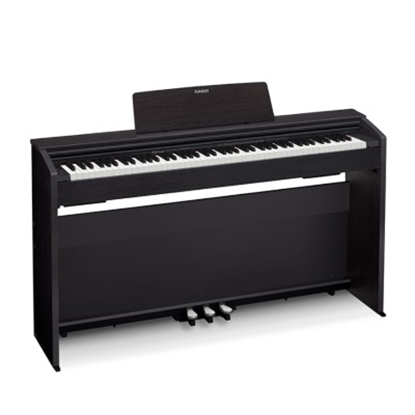 Picture of Casio Digital 88-Key Full Size Piano with 256 Polyphony Notes