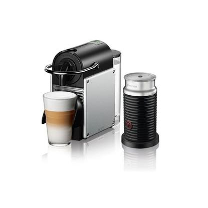 Picture of Nespresso Pixie Espresso Machine with Aeroccino by De'Longhi