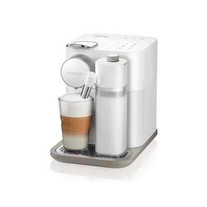 Picture of Nespresso Gran Lattissima Espresso Machine by Delonghi- White