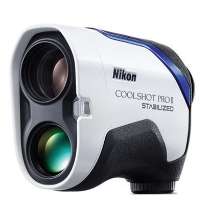 Picture of Nikon® COOLSHOT PRO II Stabilized Golf Rangefinder