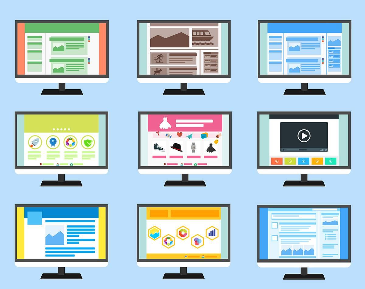 ¿Cuantos tipos de diseño web existen?