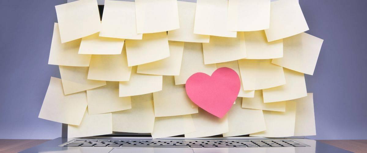 ¡El amor por el código sí existe!