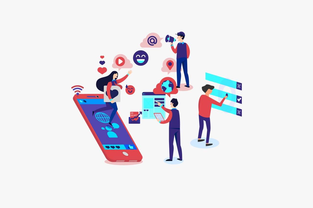 Social media y redes sociales