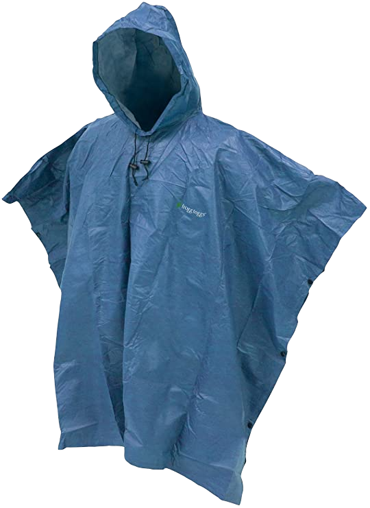 Poncho Impermeable para Delivery