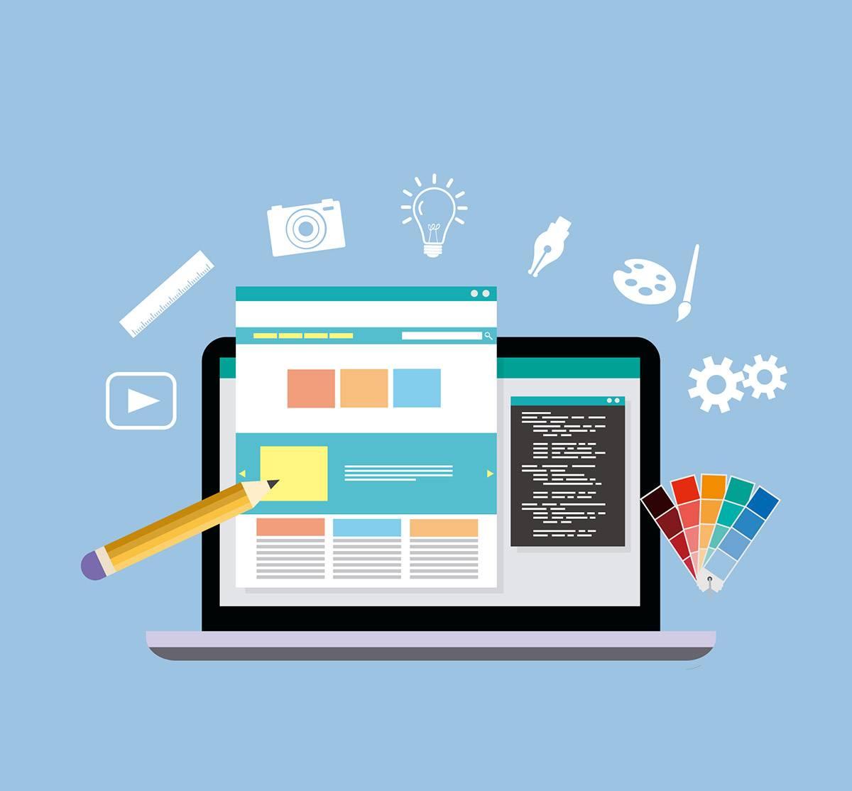 Tipos de páginas web ¿Cuál es la mejor para ti?