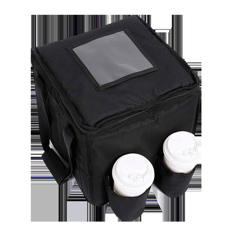 Hotbag con portavasos para Delivery