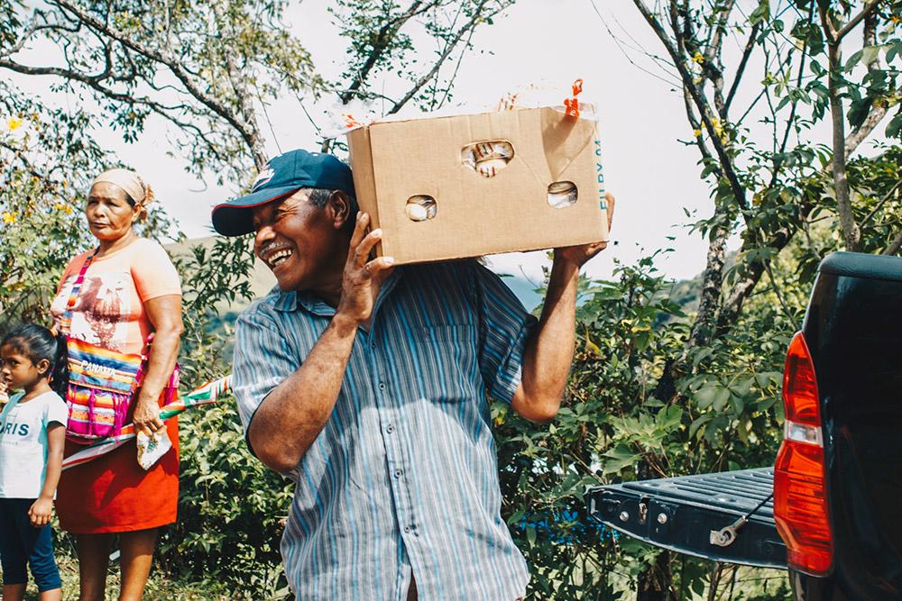 FOR PEOPLE MISIÓN 2019: San José, Calobre en Veraguas