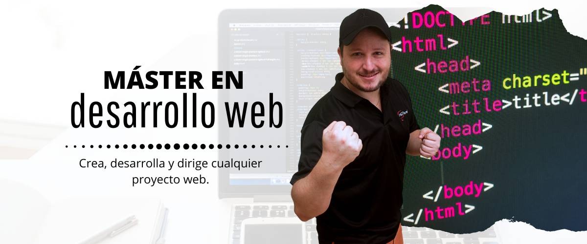Master en Programación Web desde cero