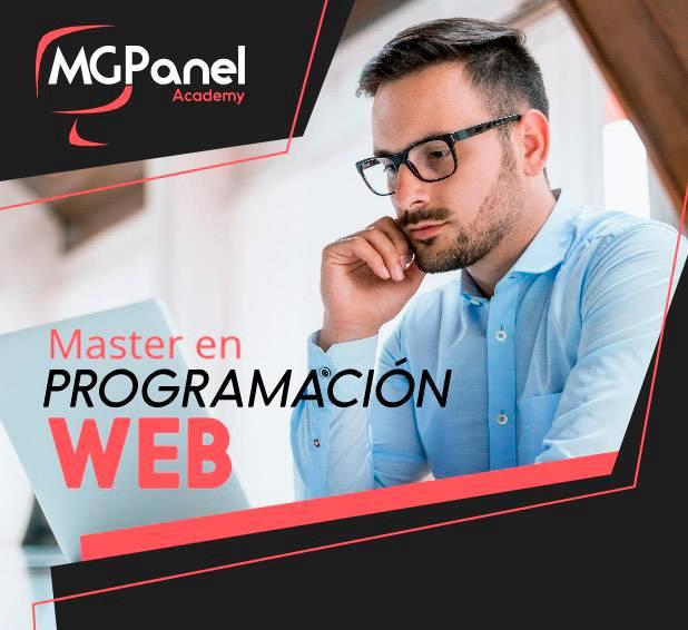 ¿Ya conoces nuestro Máster en desarrollo web?