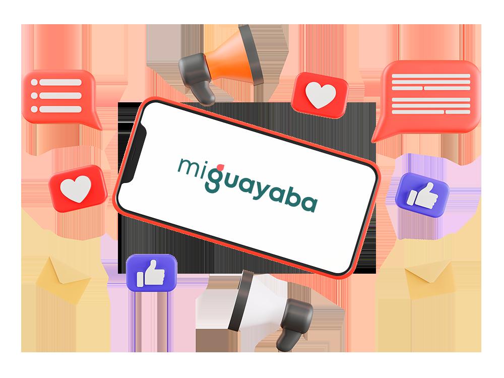 Social Media MiGuayaba