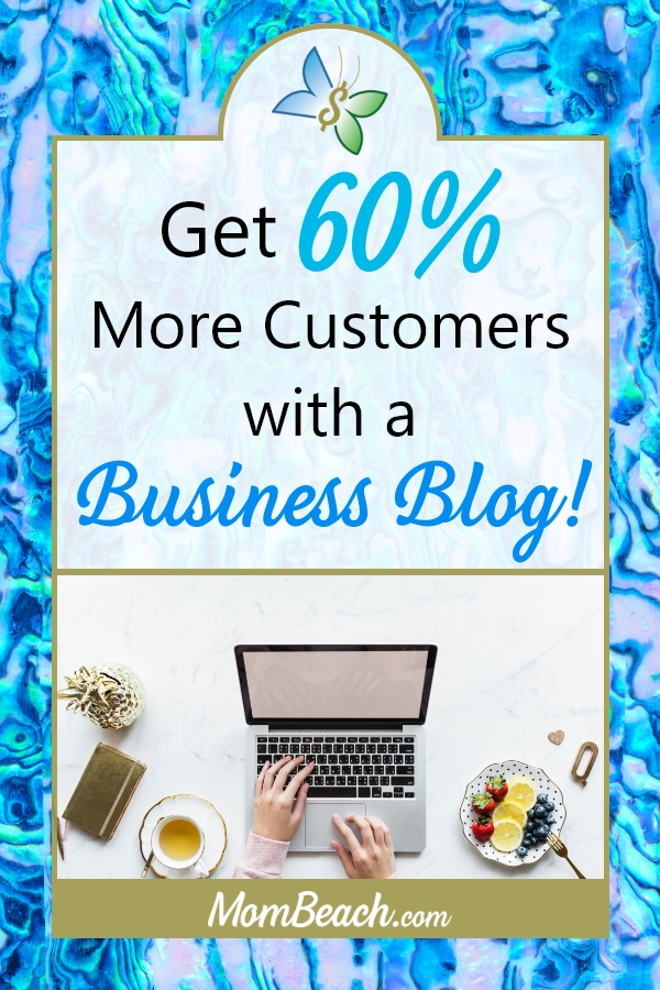 Start a business blog to get 60% more customers and visitors to your site. It is so easy to start a business blog by using this guide.