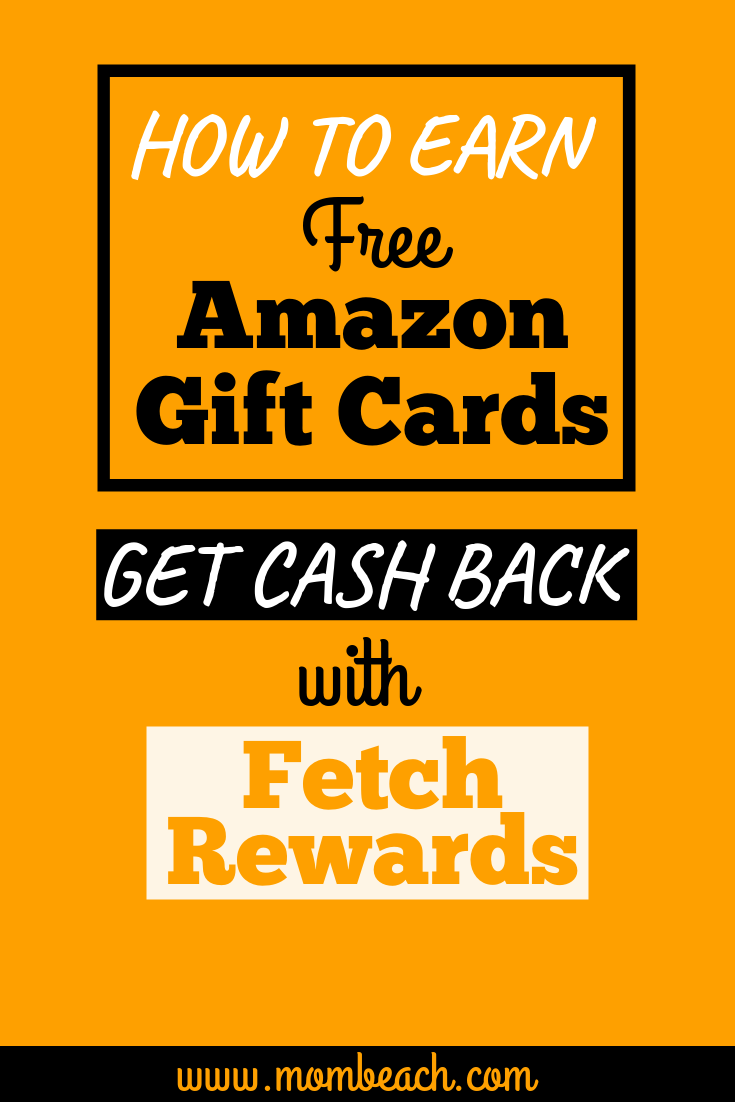You can earn free Amazon gift cards by using the Fetch rewards app. This great app helps you save money on every day expenses. You can quickly earn extra cash with this awesome money saving app. #fetchrewards #savemoney #budgeting #moneytips #fetchrewardsapp #fetchrewardsreview #appreviews