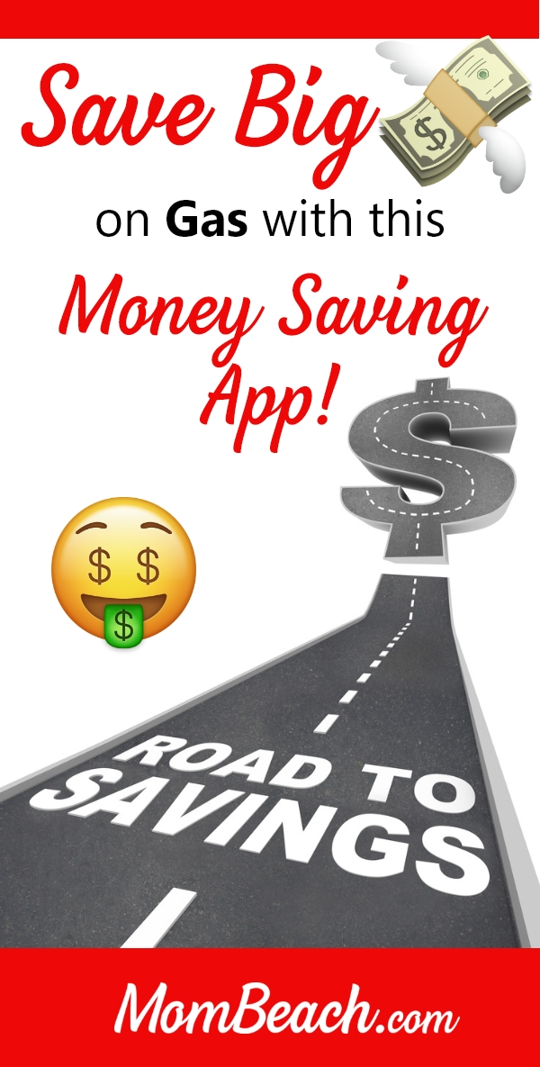 Upside is a money saving app that is perfect to help with your budget. You can save money on gas each and every day! #moneysavingapps #moneysavingappsbudget #budgetapps #savemoney #appstosavemoney