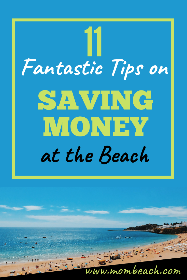 It is so easy to save money at the beach on your family vacation. You shouldn't have to spend so much money when traveling. These money saving tips help you save money while on your beach vacation with your family! #savingmoney #savingmoneyatthebeach #beachtrip #planabeachtrip #howtoplanatrip #budgeting #tripbudgeting #familyvacation #savemoneyonvacation