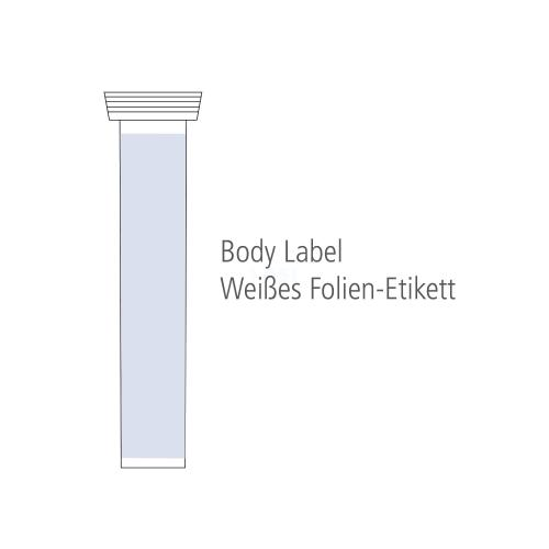 Multivitamin, Brausetabletten, 20er-Röhrchen, Body Label