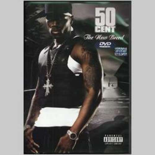 50 CENT - THE NEW BREED DVD - DVD