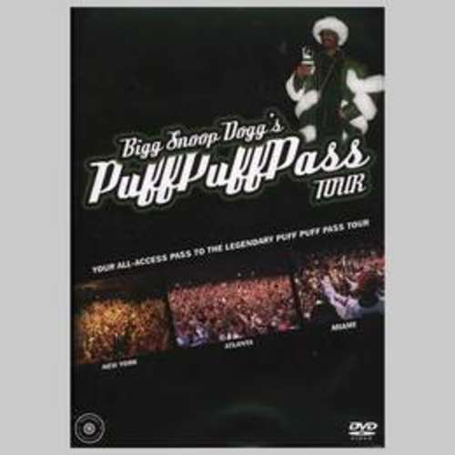 SNOOP DOGG - BIGG SNOOP DOGGS PUFF PUFF PASS TOUR DVD - DVD