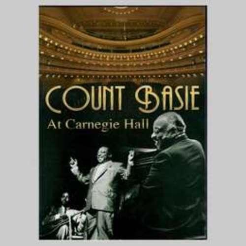 BASIE COUNT - AT CARNEGIE HALL DVD - DVD