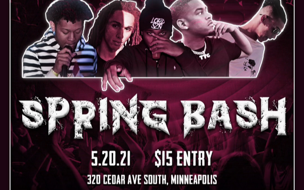STREET KEYZ SPRING BASH! @ The Red Sea