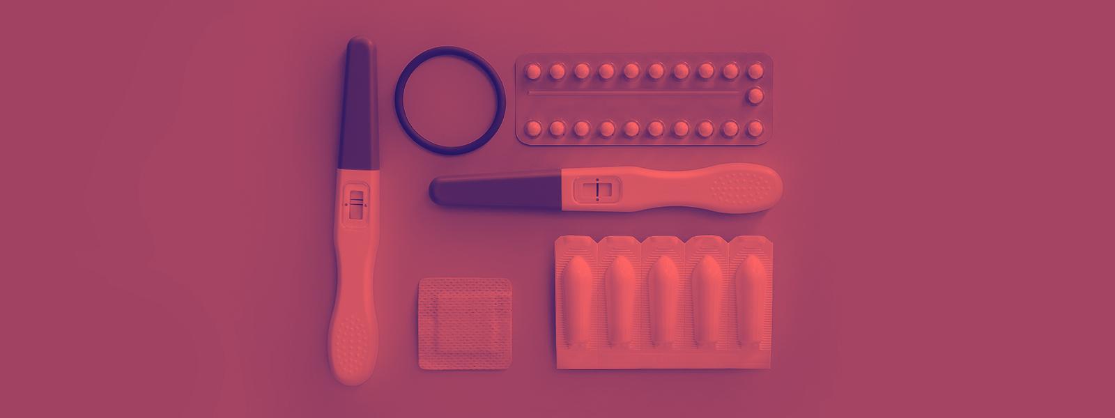CBD and CBD & Contraceptives