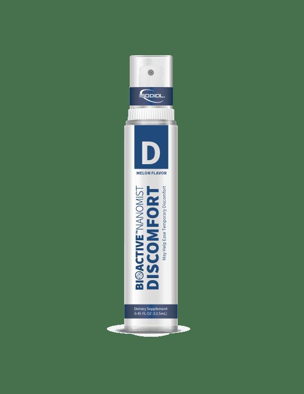 Bioactive NanoMist™ Discomfort Isodiol