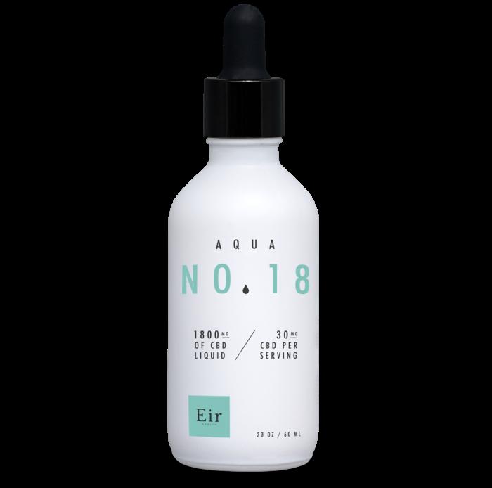 Aqua Oil No. 18 | 1800mg Eir Health