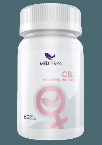 Women's Monthly Wellness Medterra