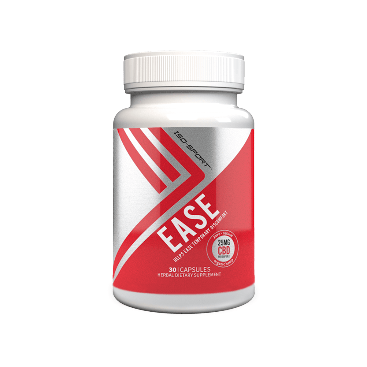 Ease CBD Pain Relief Capsules Isodiol