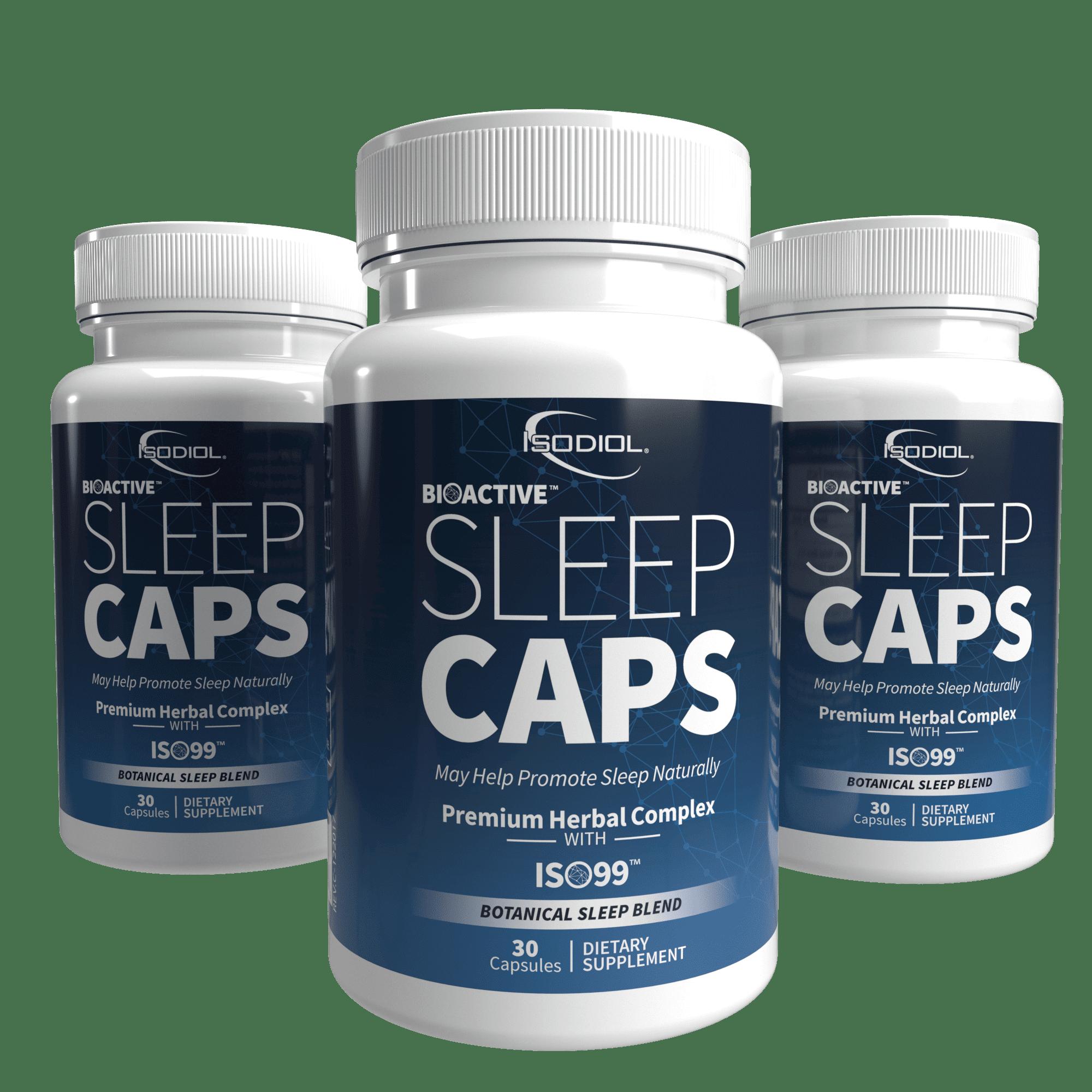 Bioactive Sleep Caps™ Isodiol