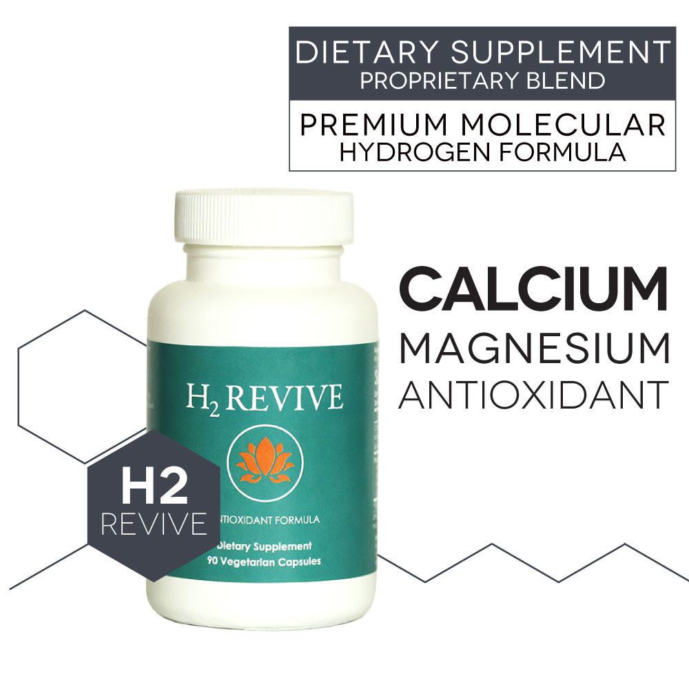 H2 Revive – Premium Molecular Hydrogen Formula Irie CBD