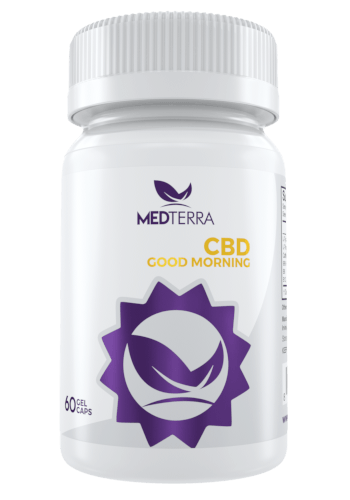 Good Morning Capsules Medterra