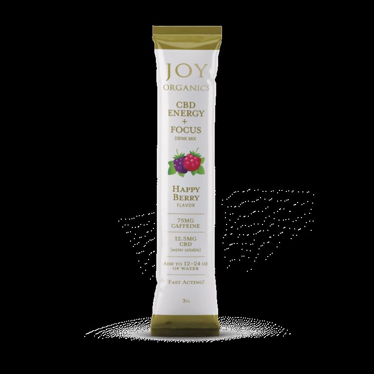 CBD Energy Drink Mix Joy Organics