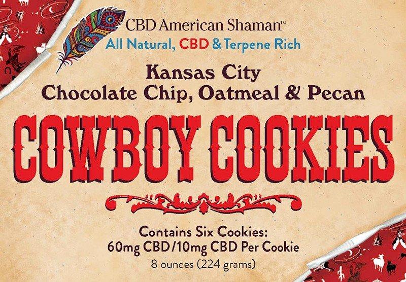 Cookies American Shaman