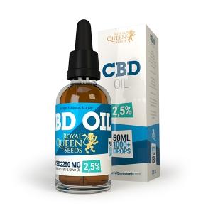 CBD Oil 2,5% Royal Queen Seeds