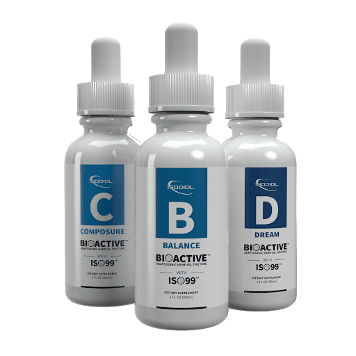Bioactive Adaptogenic Herbal Tincture™ Dream Isodiol