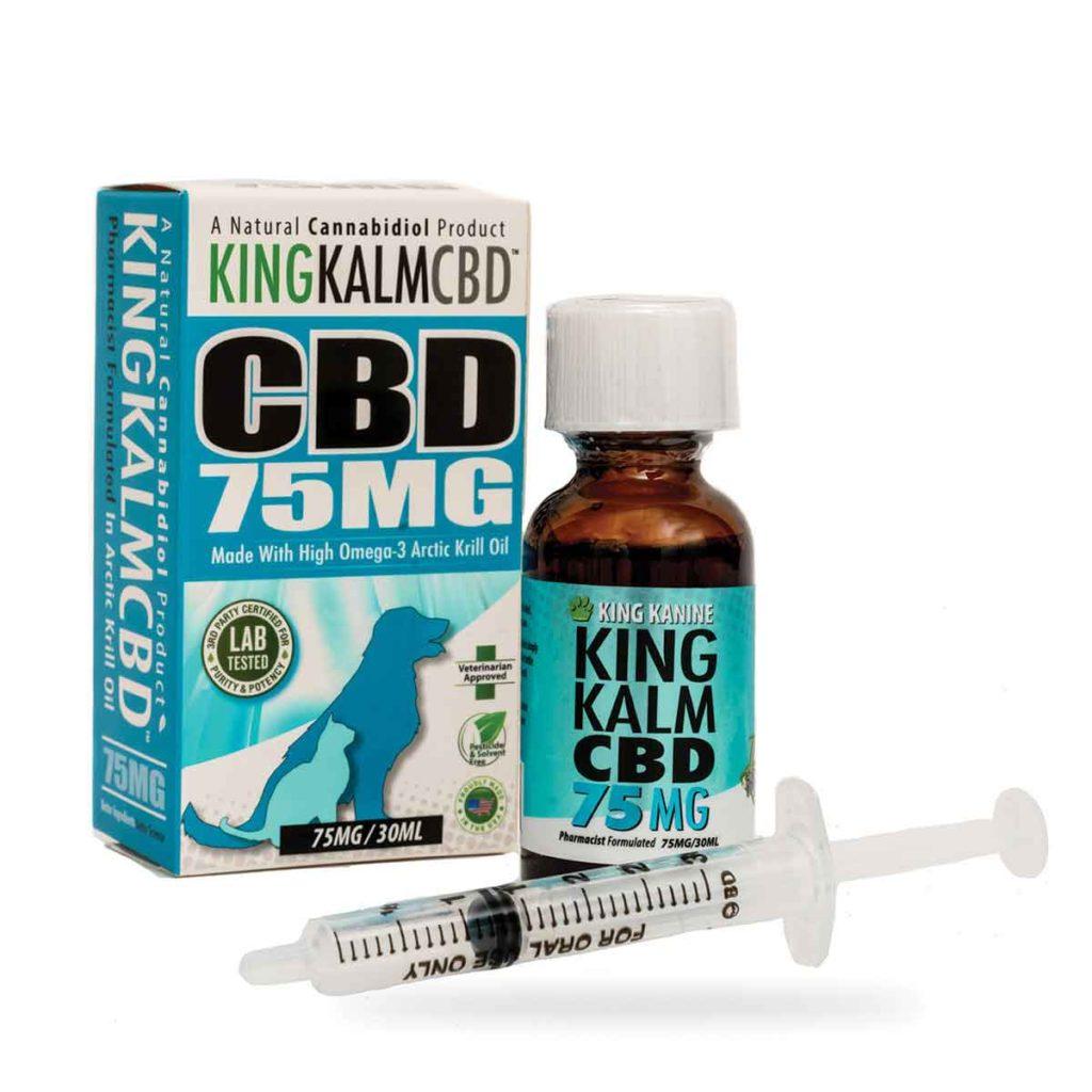 KingKalmCBD (Canine Formula) Green Roads CBD